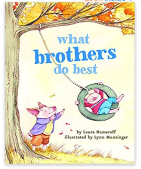 hachette book group What Brothers Do Best