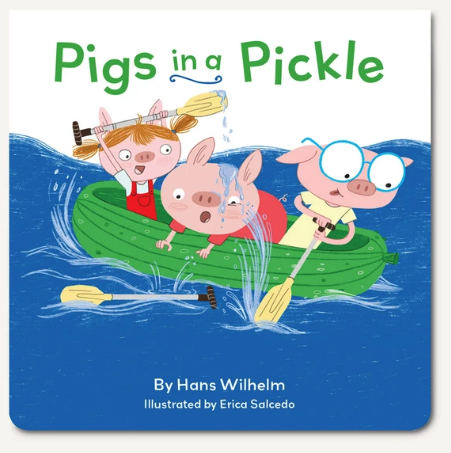 hachette book group Pigs in a Pickle