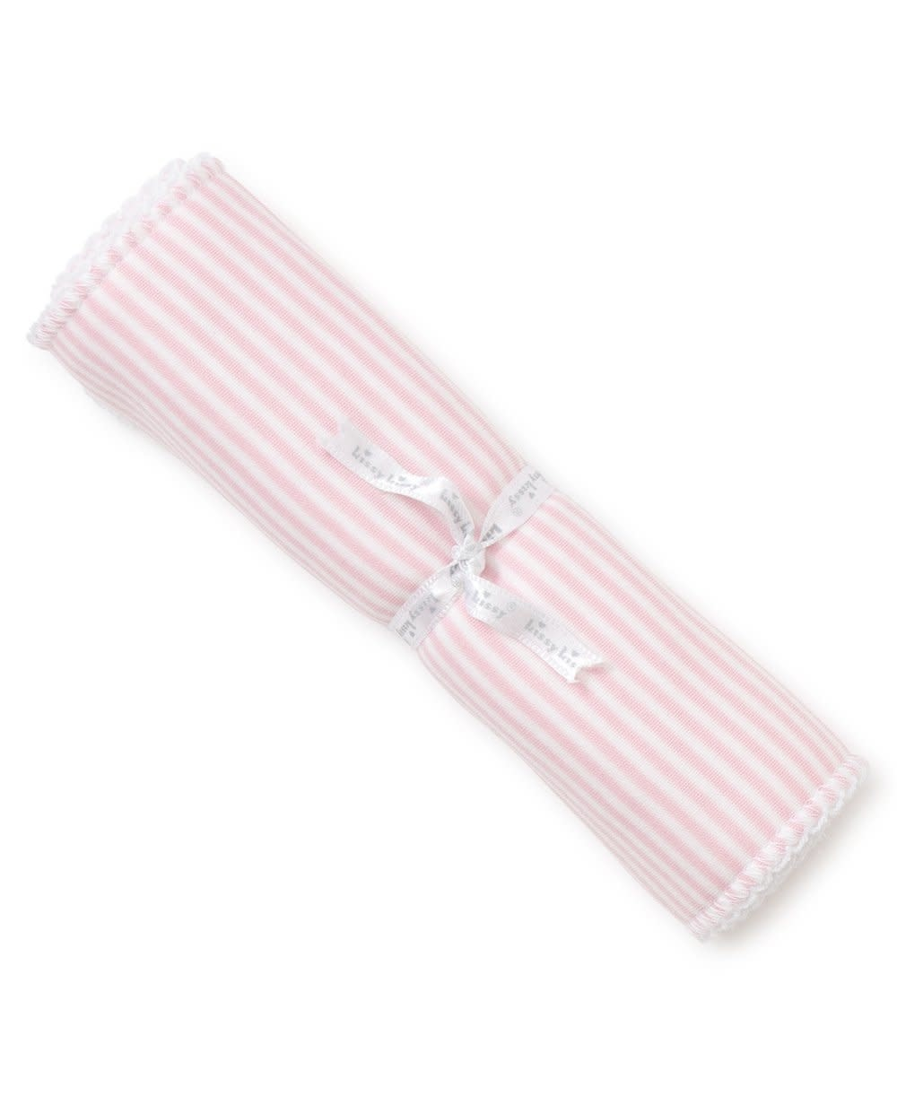 Kissy Kissy Simple Stripes Burp Cloth
