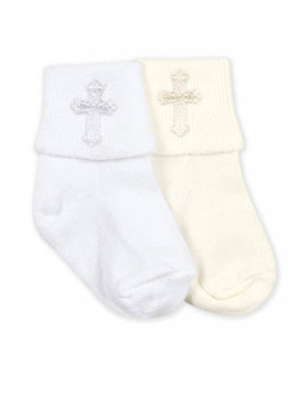 Jefferies Socks Christening Sock (2122)