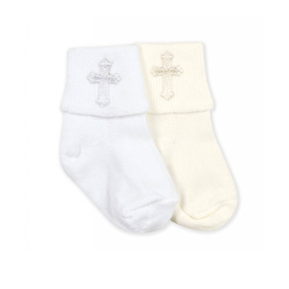Jefferies Socks Christening Sock (2122)