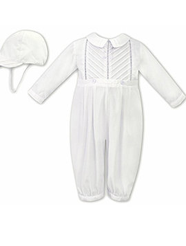 Sarah Louise Romper and Cap