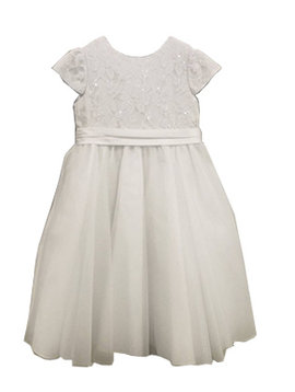 Tulle Skirted Dress