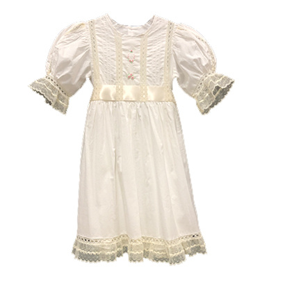 Phoenix n Ren White Layla Dress