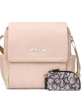 Petunia Pickle Bottom Blush Boxy Backpack
