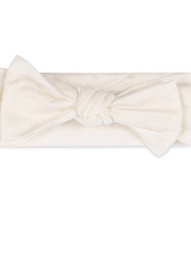 Little Sleepies Pearl Bow Headband