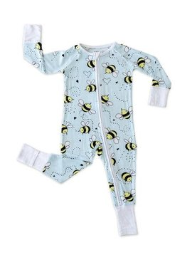 Little Sleepies Bamboo Romper Bees