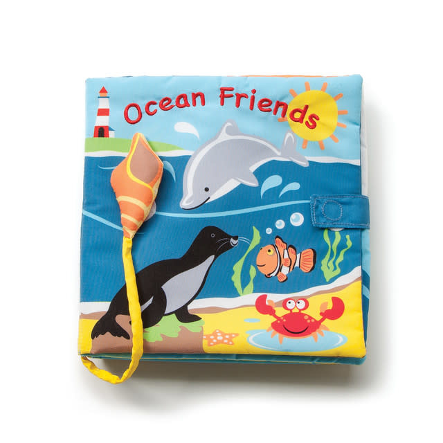 demdaco Soft Sounds Book