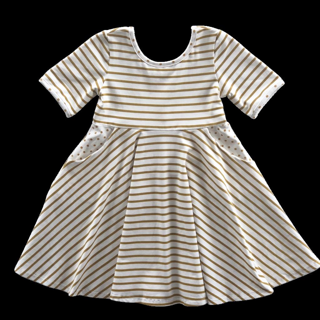 looking glass Twirl Tank Dress