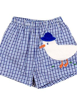 Bailey Boys Sandy Seagull Trunks