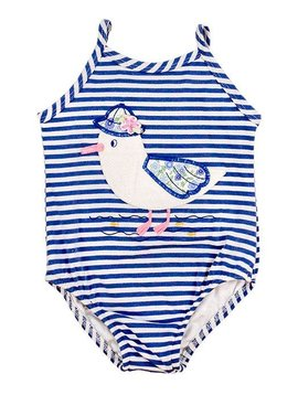 Bailey Boys Sandy Seagull Swimsuit