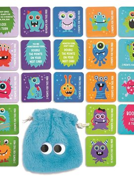 cupcakes & cartwheels Monster Memory Game