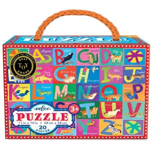 eeboo 20pc Puzzle