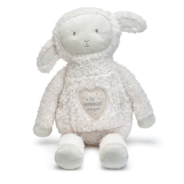 demdaco Goodnight Prayer Lamb