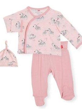 Magnificent Baby 3 pc Kimono Set