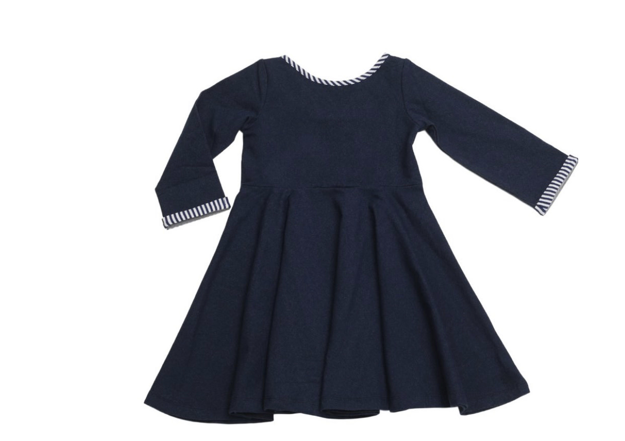 Three Friends Denim Lula Belle Dress