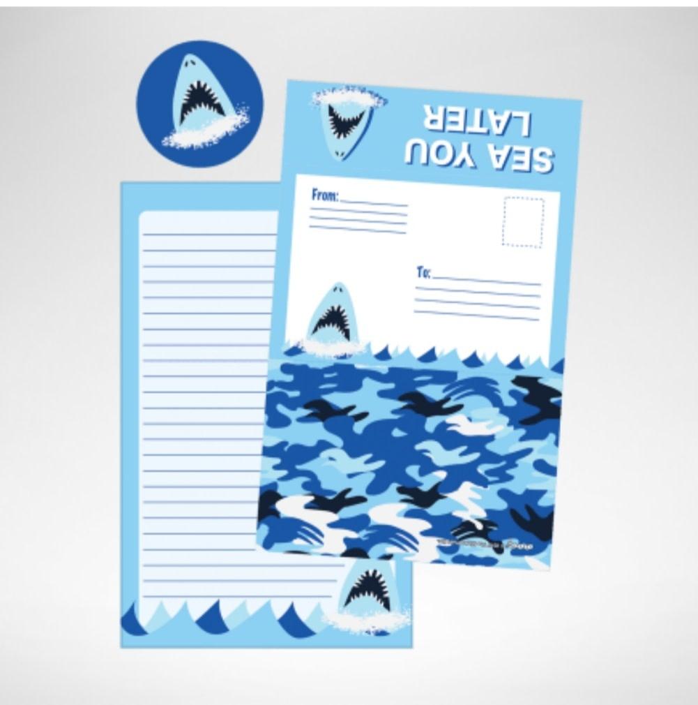 Iscream Foldover Cards