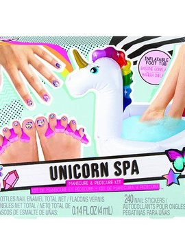 Fashion Angels Unicorn Spa Mani & Pedi Kit
