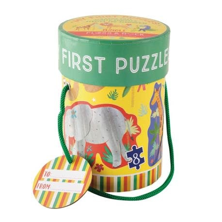 Floss & Rock My First Puzzle Jungle