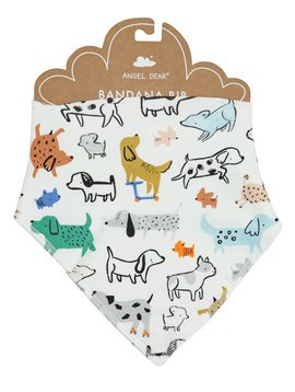 Angel Dear Cool Pups Bandana Bib