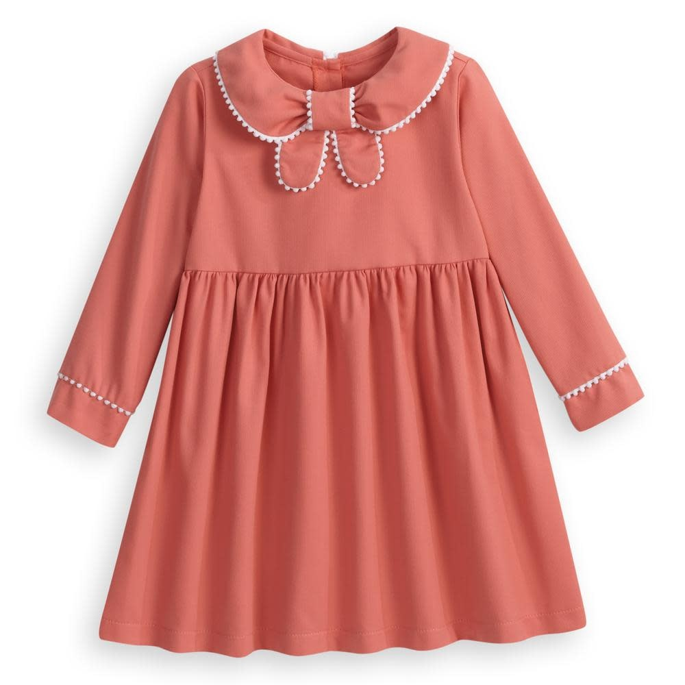 Bella Bliss Coral Pique Fae Dress