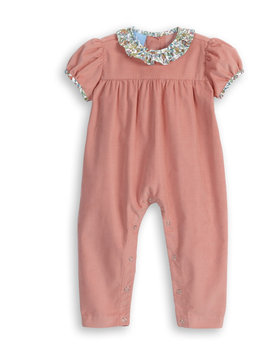 Bella Bliss Rose Cord Marney Romper