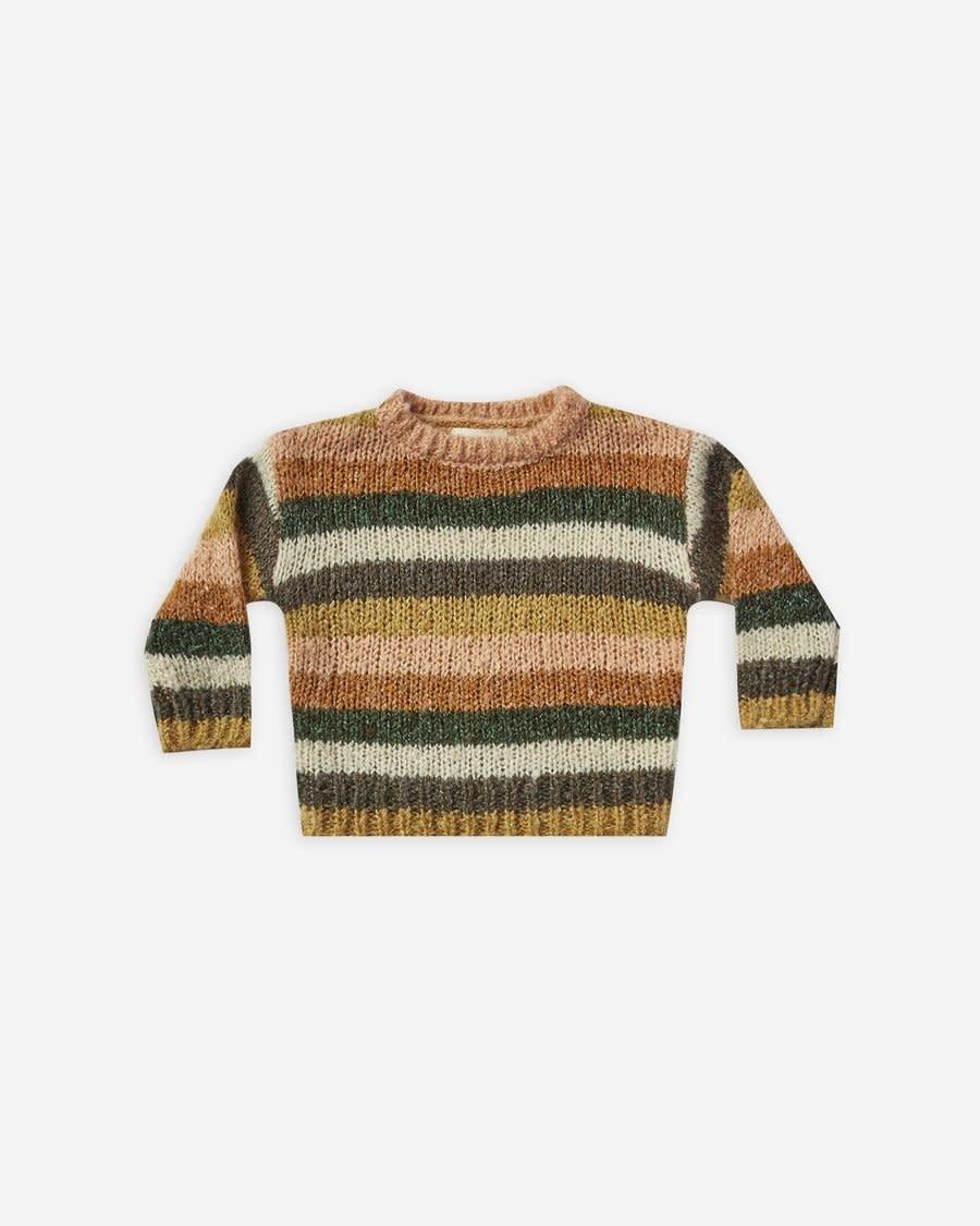 Rylee & Cru Striped Aspen Sweater