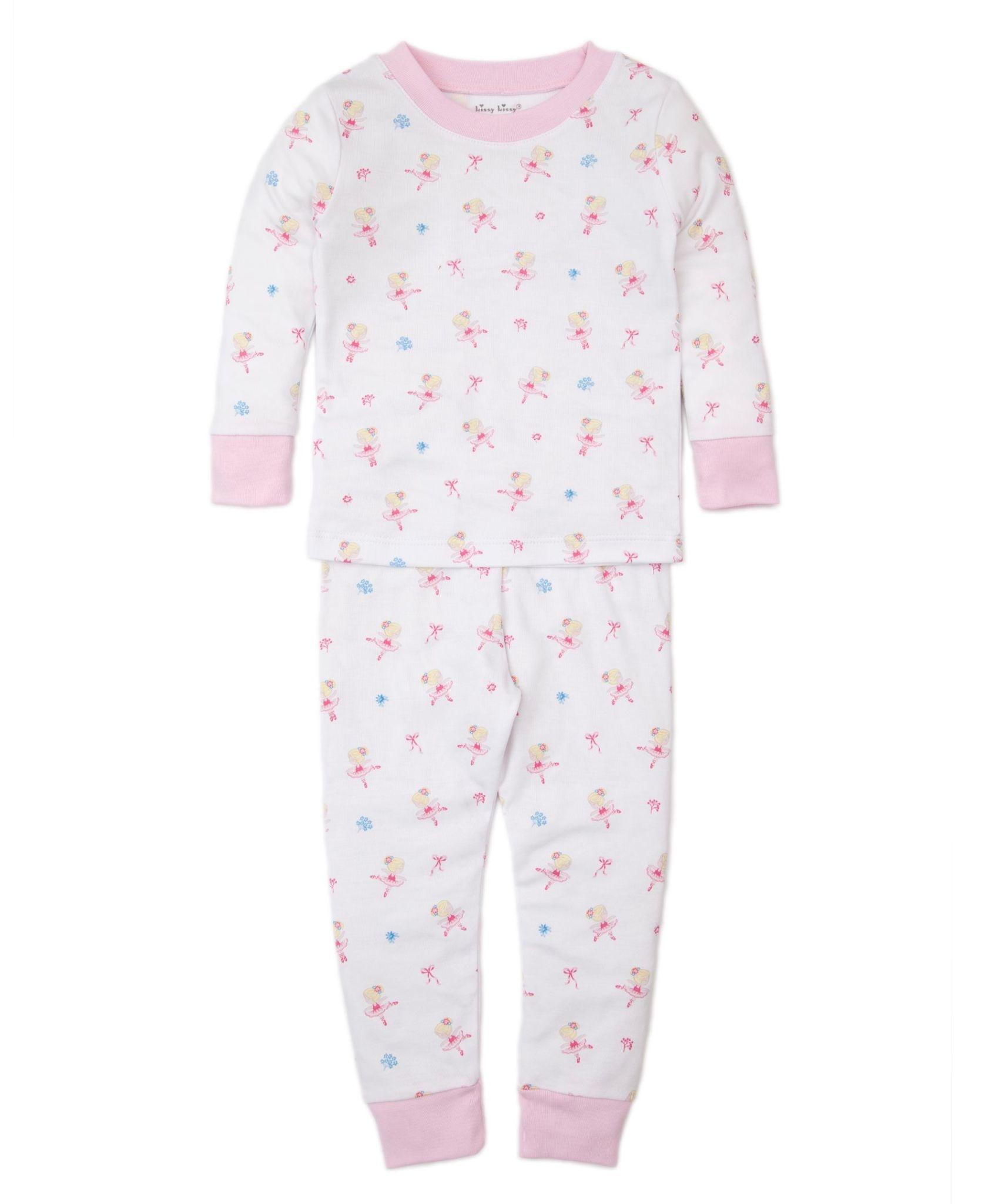 Kissy Kissy Perfect Pirouette Pajama Set