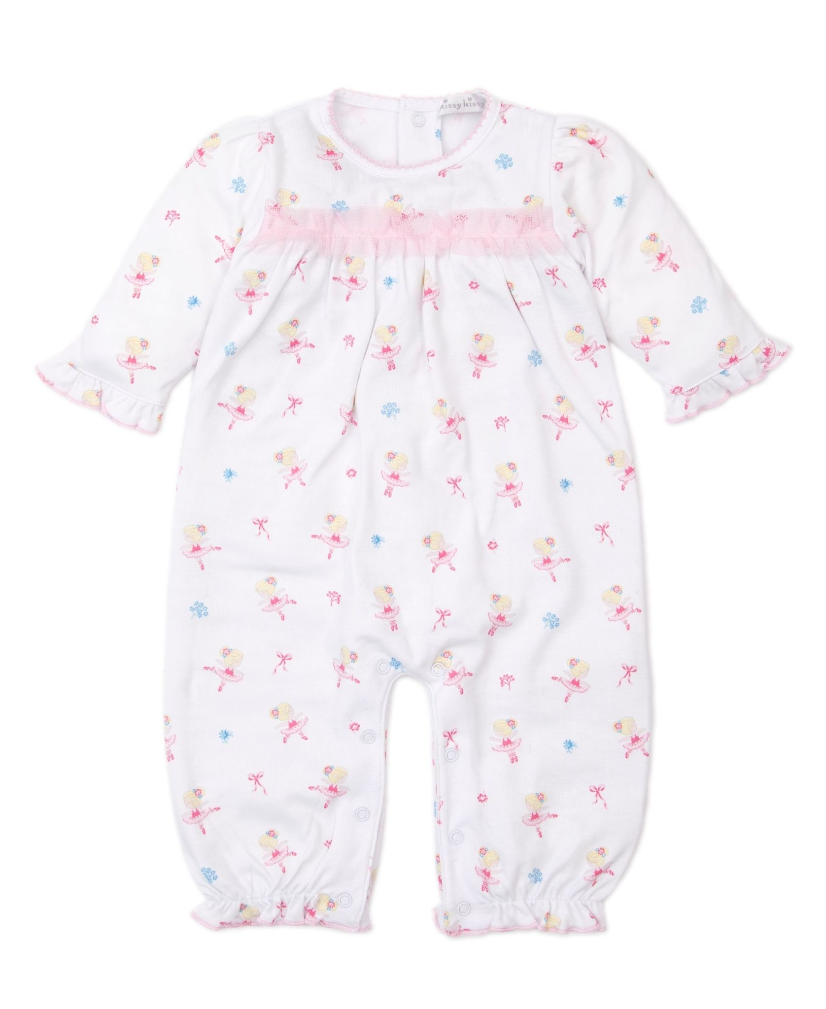 Kissy Kissy Perfect Pirouette Playsuit