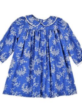 Funtasia Too Blue Floral Dress
