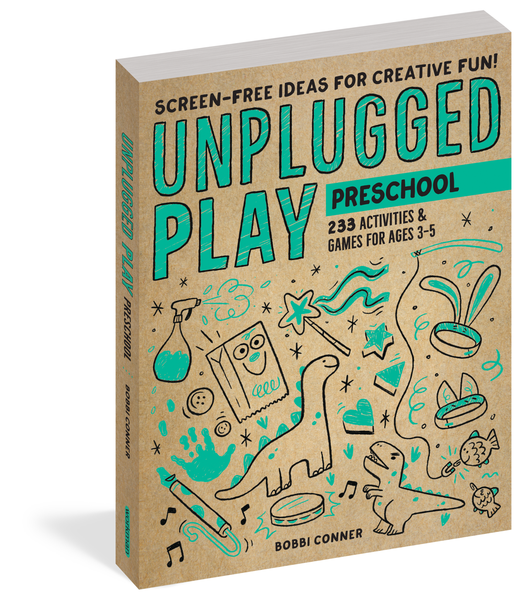 workman publishing Unplugged Play