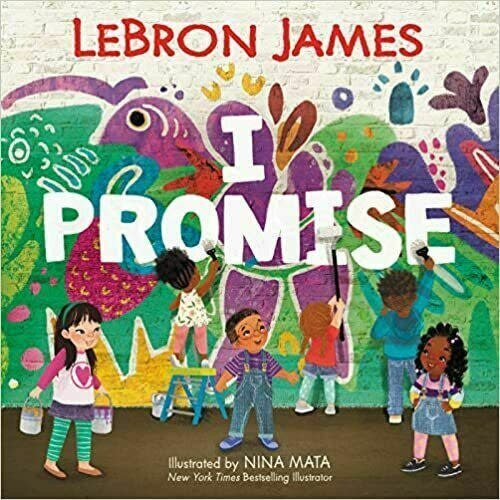 HarperCollins I Promise by Lebron James