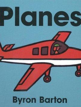 HarperCollins Planes Board Book