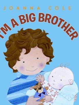 Innovative Kids I'm a Big Brother Book