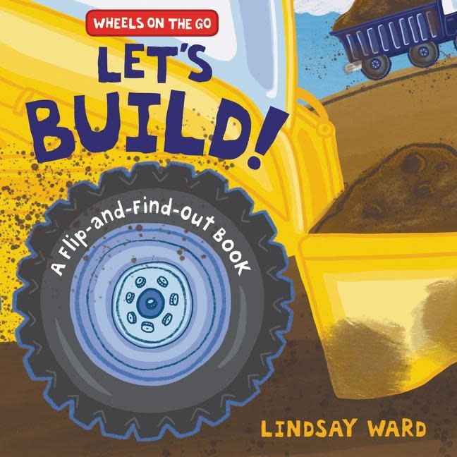HarperCollins Let's Build Board Book