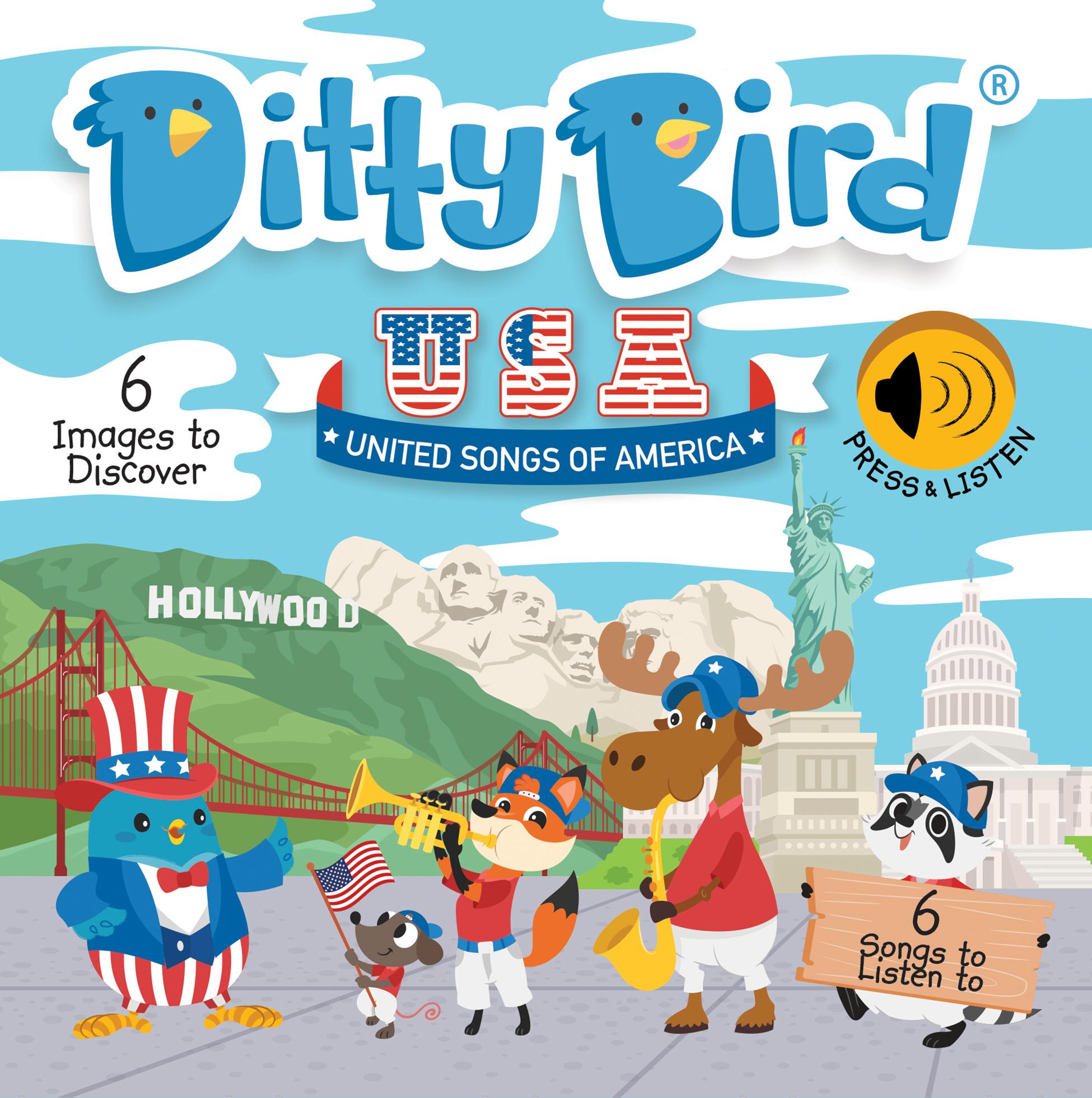 Ditty Bird Ditty Bird Book