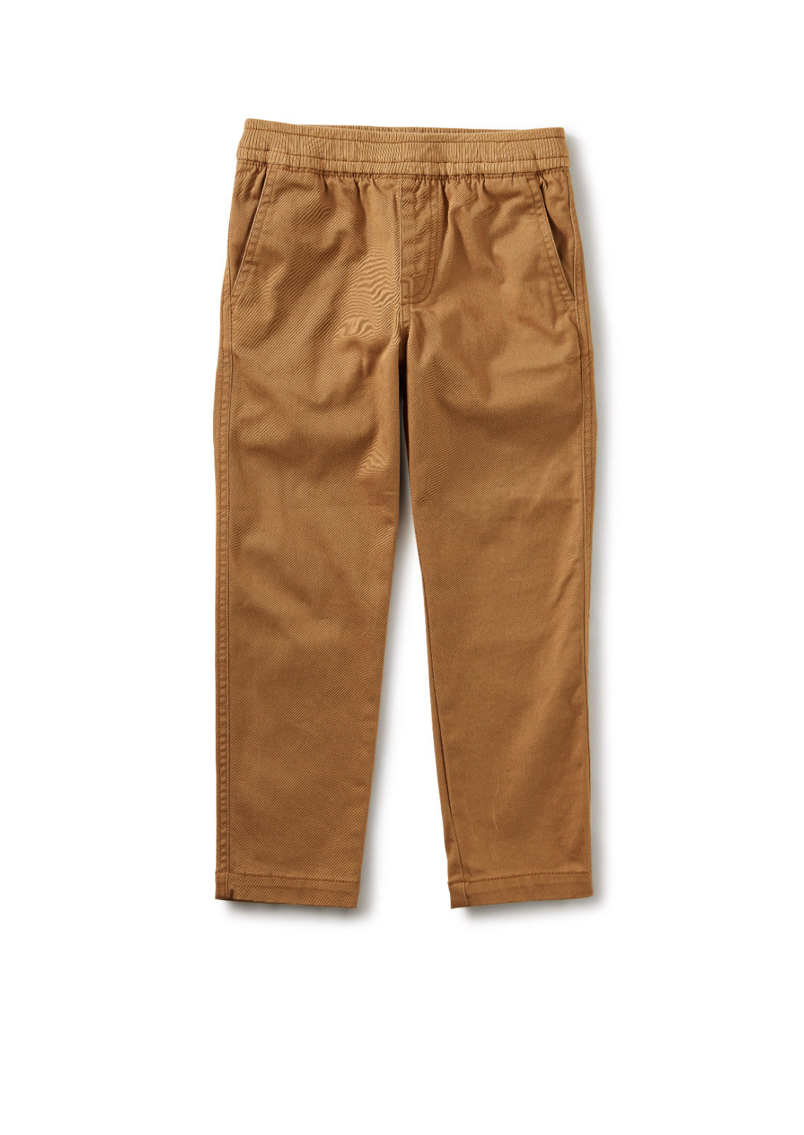 Tea Collection Whole Wheat Twill Pant
