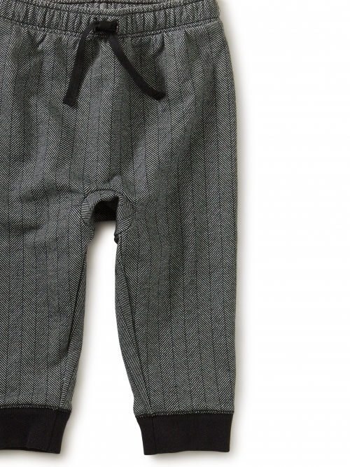 Tea Collection Grey Zone Joggers