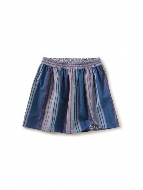 Tea Collection Rainbow Reversible Skirt