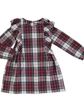 Mayoral Plaid Dress