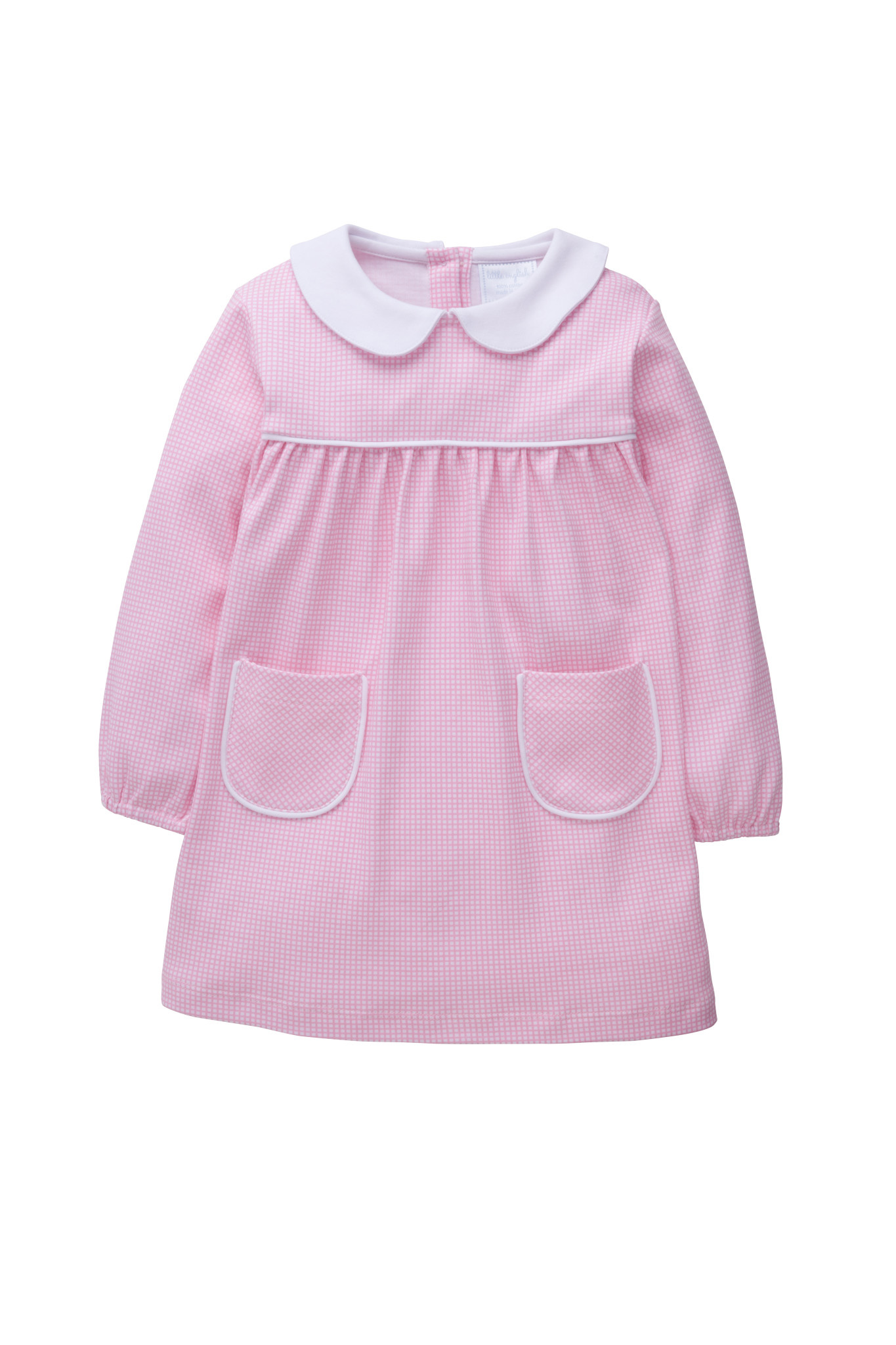 Little English Pink Evelyn Dress