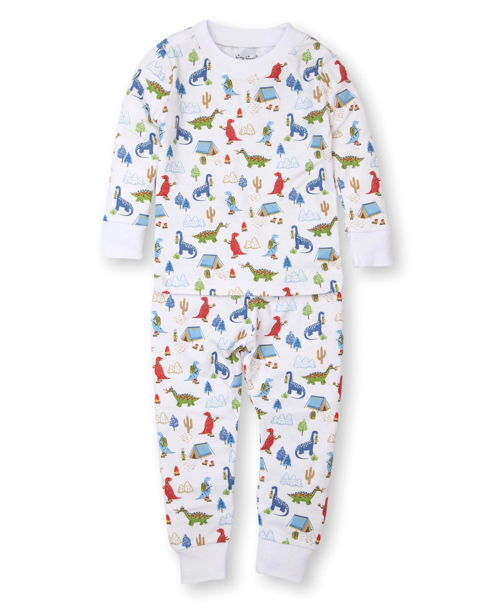 Kissy Kissy Dyno Campfire Pajama