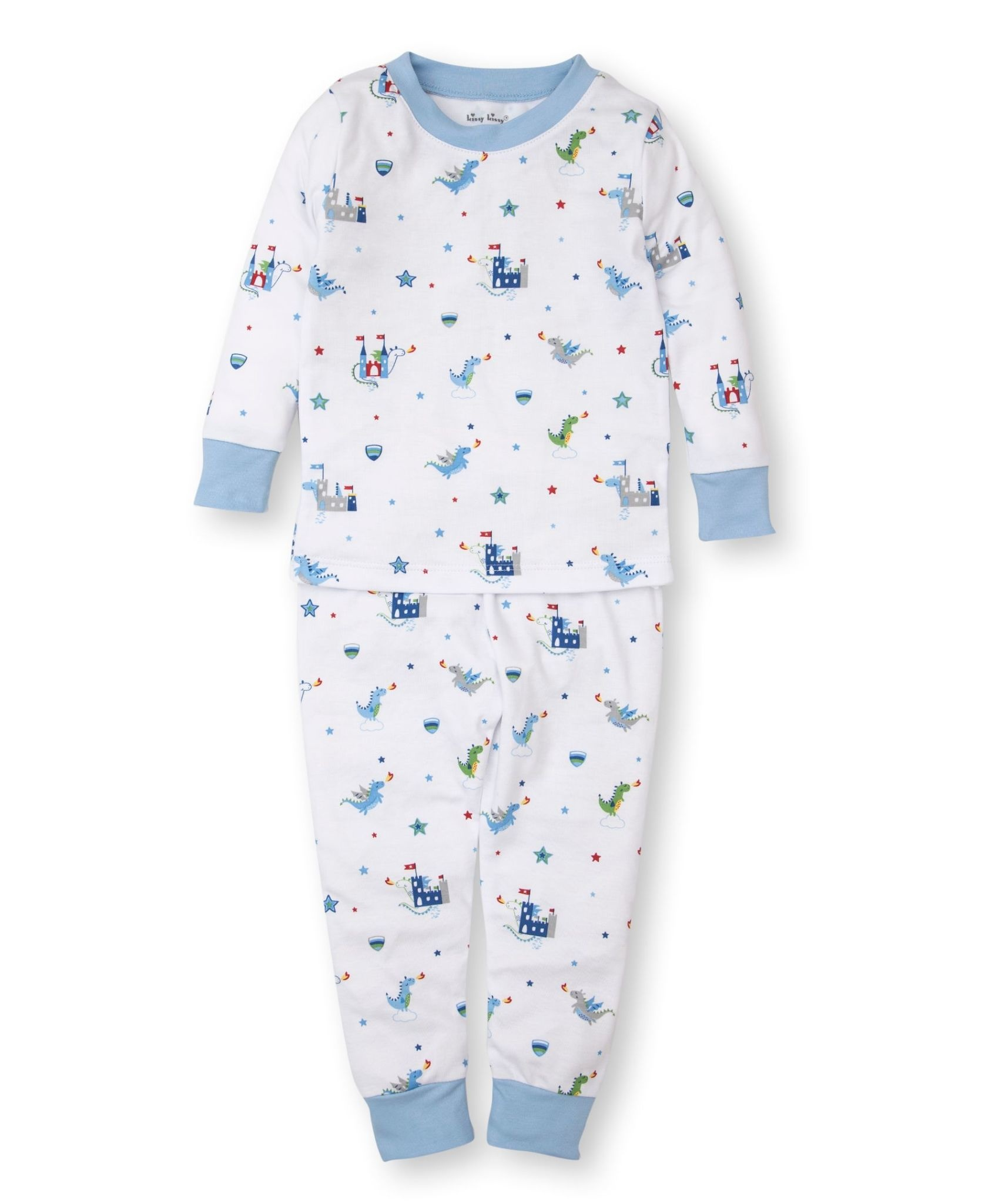 Kissy Kissy Dragon Towers Pajamas