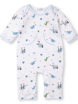 Kissy Kissy Dragon Towers Playsuit
