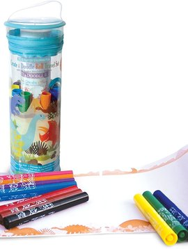 The Piggy Story Create/Doodle Travel Roll