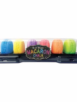 The Piggy Story Macarons Chalk Set