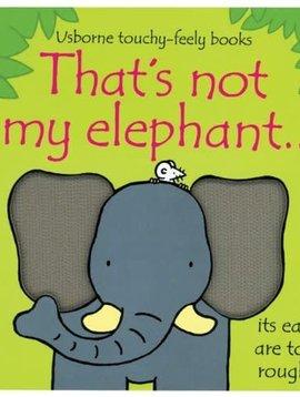 EDC/Usborne That's Not My Elephant