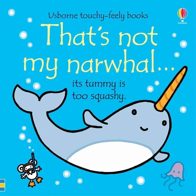 EDC/Usborne That's Not My Narwhal