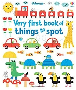 EDC/Usborne Very First Book/Things to Spot