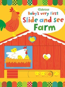 EDC/Usborne First Slide and See Farm